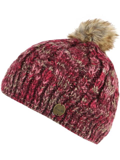 Regatta Frosty II Hat Women Burgundy